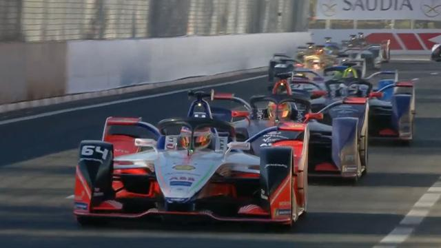 Final lap delivers incredible drama in Marrakech E-Prix