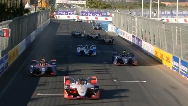 D'Ambrosio holds on to win Marrakech E-Prix in dramatic finish