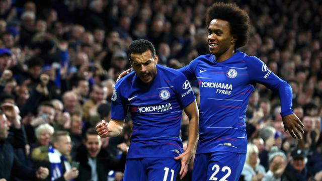 Classy Chelsea see off Newcastle at Stamford Bridge