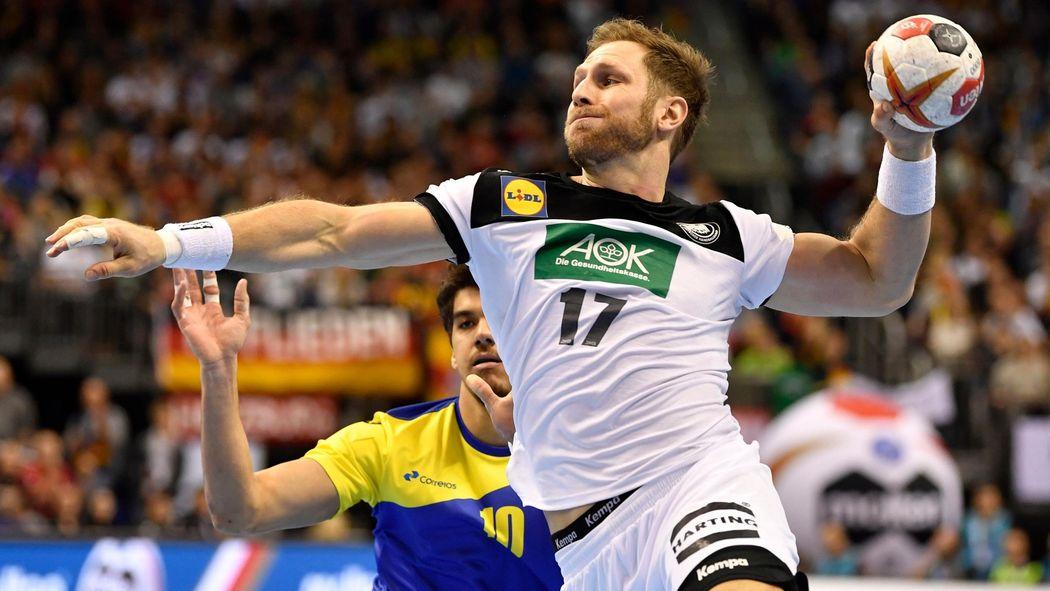 Handball Wm 2019 Deutschland Schlägt Brasilien Im Zweiten