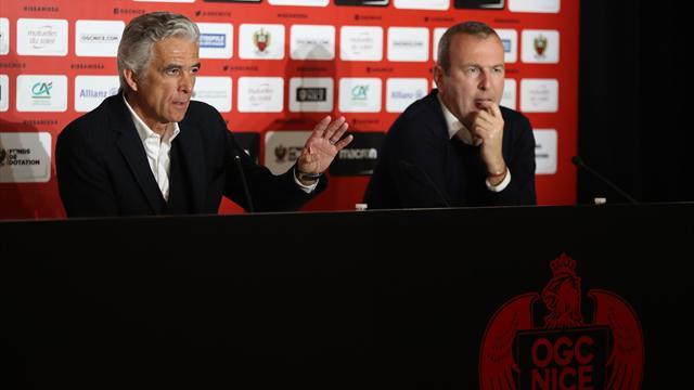En désaccord avec les propriétaires, le président Rivère et son directeur général vont quitter Nice