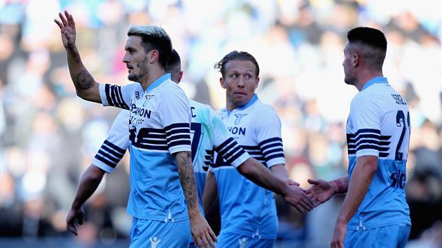 La Lazio Rome en quarts dans la polémique