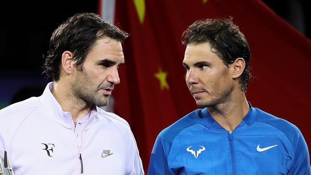 Federer-Nadal, ça sera sur le Central dès 12h50 vendredi