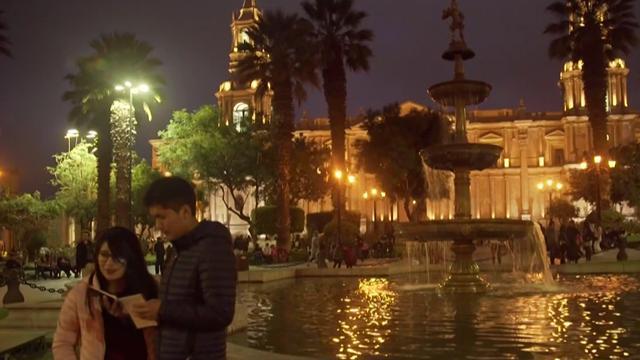 Ruhetag in Arequipa: Eine Stadt hoch über dem Meer