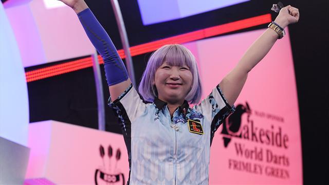 Mikuru Suzuki: Japan's new darts superstar
