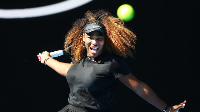 Serena ready to claim first Slam as a mother - coach Mouratoglou