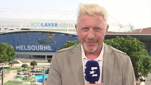 Boris Beckers Melbourne-Check: Favoriten, deutsche Chancen, Neuerungen
