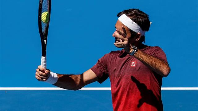Federer dice que sus rivales necesitarán una buena actuación para vencerle