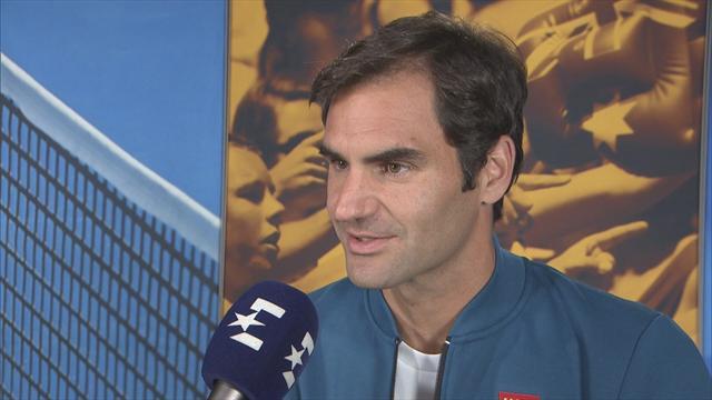 """Federer über Murrays Rücktritt: """"Er war einer der guten Jungs"""" (engl.)"""
