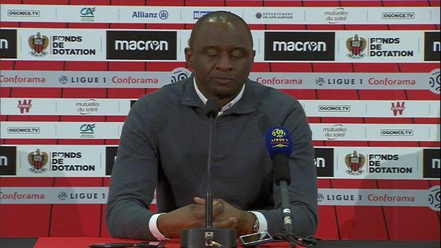 "Transferts - Vieira : ""Il y a des manques"""