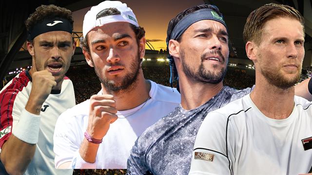 Seppi, Fognini, Cecchinato & co: italiani al via, quali speranze all'Australian Open?