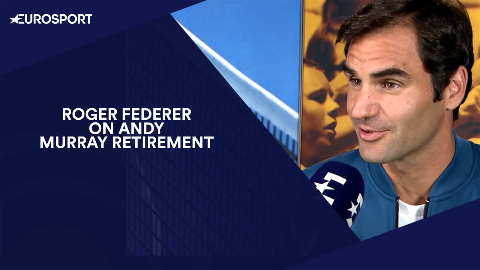 83ecdb50c Roger Federer exclusive: I hope Murray's 'Hall of Fame career' can finish  at Wimbledon