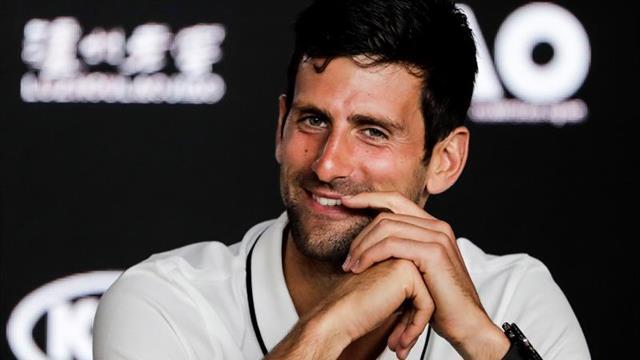"""Djokovic: """"El Abierto de 2008 fue un trampolín para conseguir todo el resto"""""""