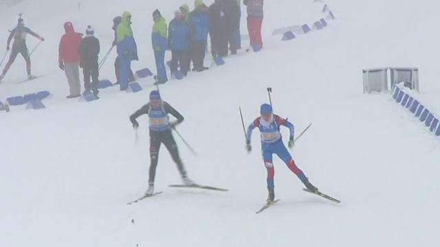 Russia take relay World Cup gold at Oberhof
