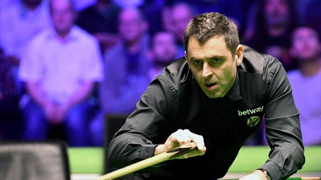 O'Sullivan, Selby and Ding suffer exits, Noppon hits 147, Robertson, Bingham and Higgins progress
