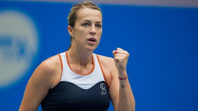 Павлюченкова стала первой ракеткой России, Медведев приблизился к Федереру