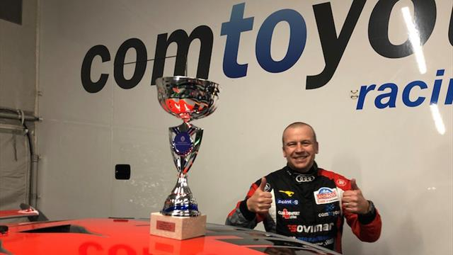 WTCR entrant Comtoyou shines on ice
