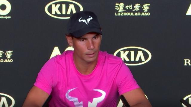 """Nadal ist bereit zur Titeljagd: """"Fühle mich gut"""""""