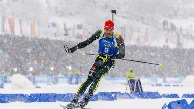 Mit Video | Biathlon-Staffel enttäuscht mit Rang acht