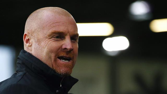 Burnley boss Dyche hails 'big shift' after third successive Premier League win