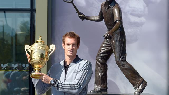Wimbledon planning statue to honour Andy Murray