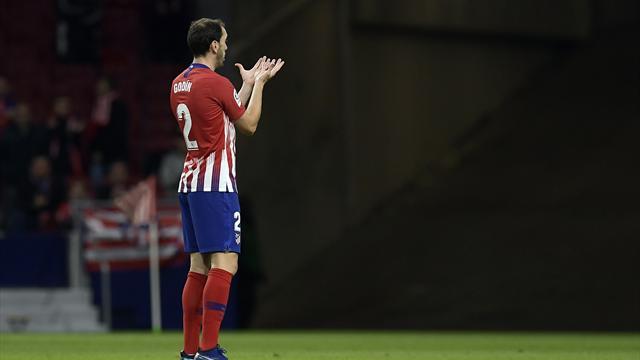"""Simeone e i tifosi non si arrendono a perdere Godin: """"Non mi immagino un Atletico senza Diego"""""""