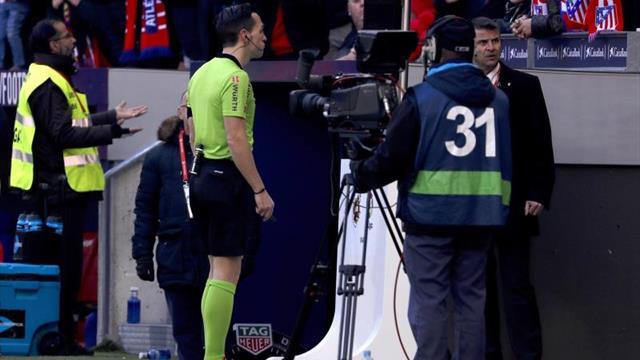 El Levante pide aclaraciones al Comité tras el penalti ante el Atlético