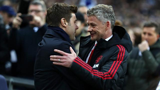 Record-breaking Solskjaer: 'We came to attack Spurs'