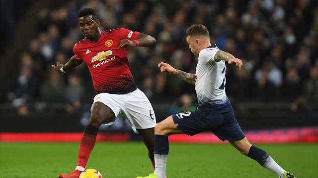Erfolg in Wembley und ein Rekord! Manchester United schlägt Tottenham