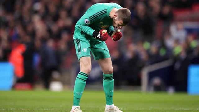 De Gea's divine performance boosts Solskjaer as Manchester United beat Tottenham