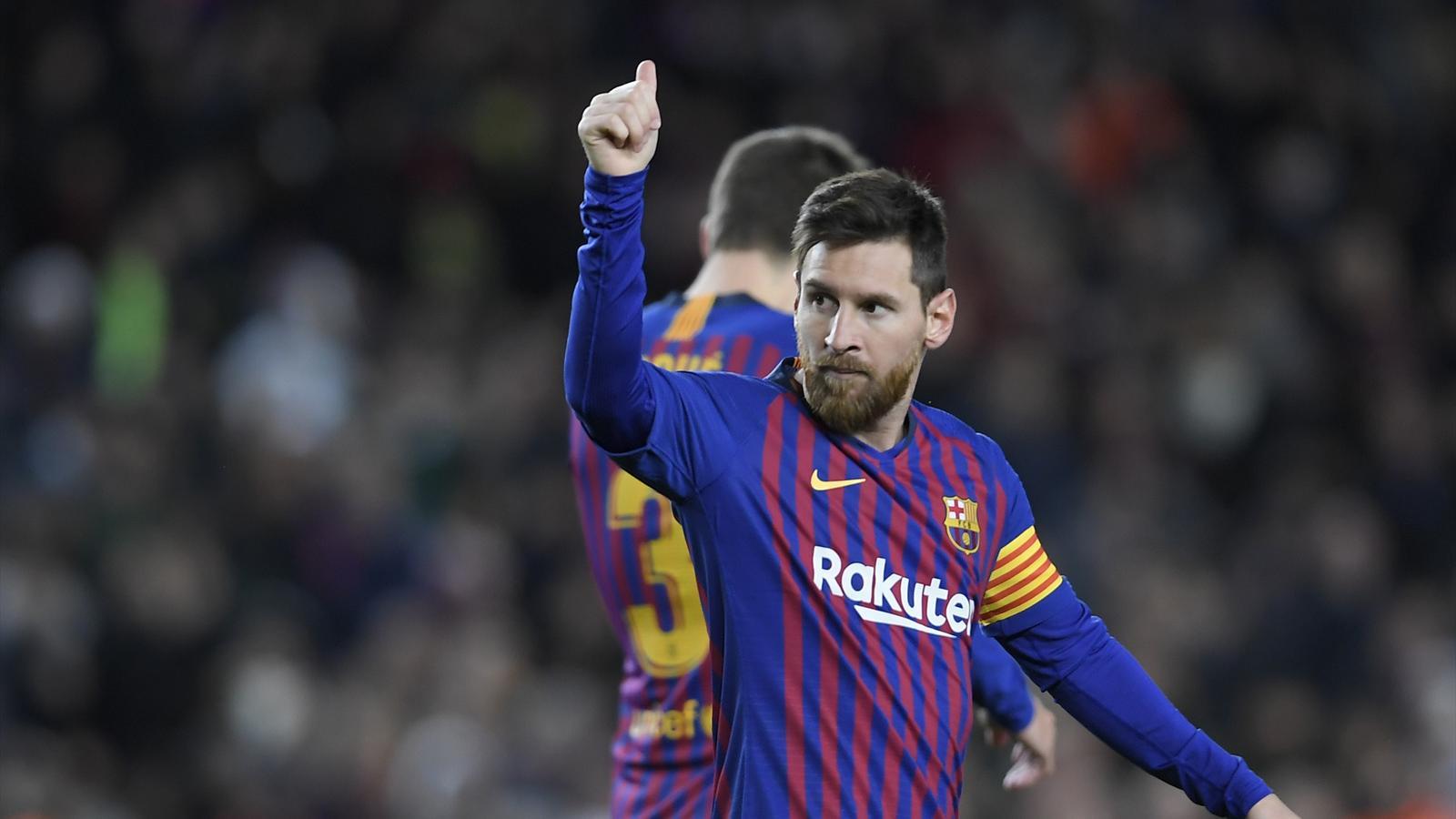 Le Barça retrouve la victoire contre le Real Valladolid