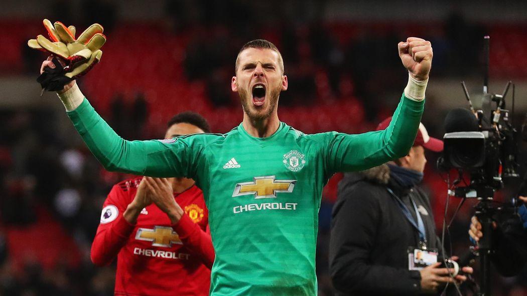 0ed8758a1 Football news - Paper Round  Manchester United eye huge new David De Gea  deal