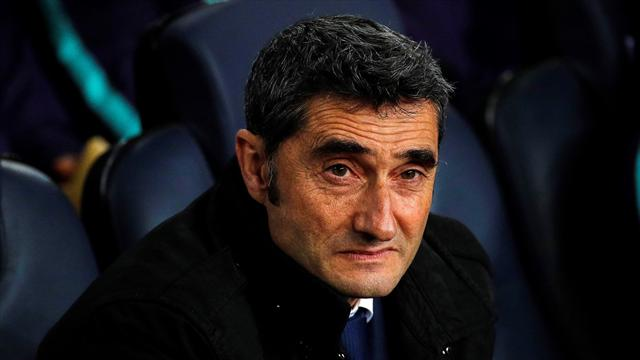 """Valverde, cauto: """"Queda mucho y el Atlético de Madrid es un rival muy fiable"""""""