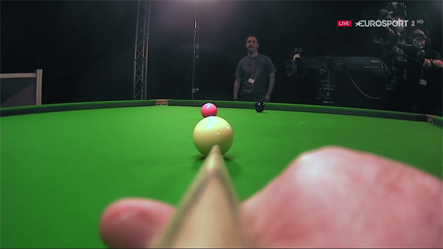 Jimmy White attempts to recreate sensational Ryan Day pot