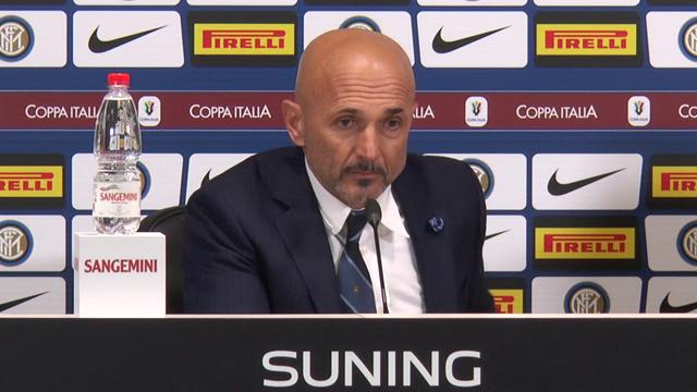"""Spalletti: """"Senza tifosi non si può chiamare calcio, questa non è stata una vera partita"""""""