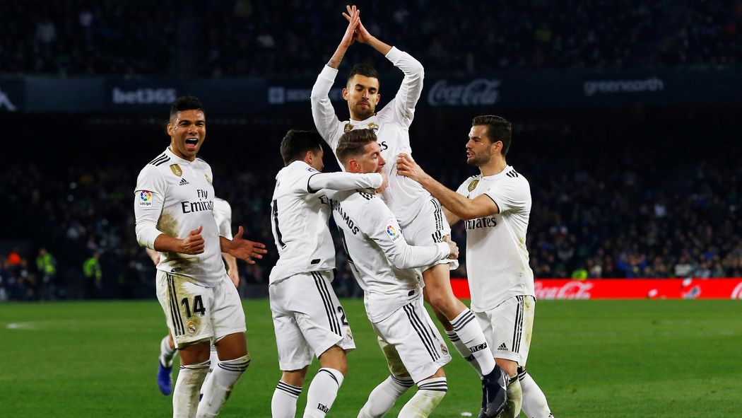 Image result for real madrid 2019