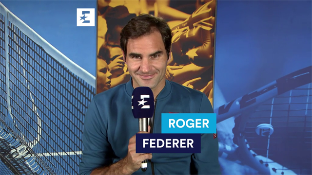 Who Said It? - Roger Federer kicks off our quiz!