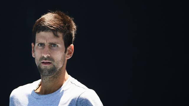"""Djokovic : """"C'est triste, ça me fait de la peine"""""""