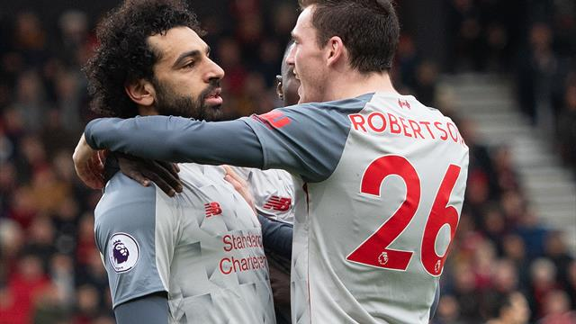 Robertson: No need to question Salah over penalties