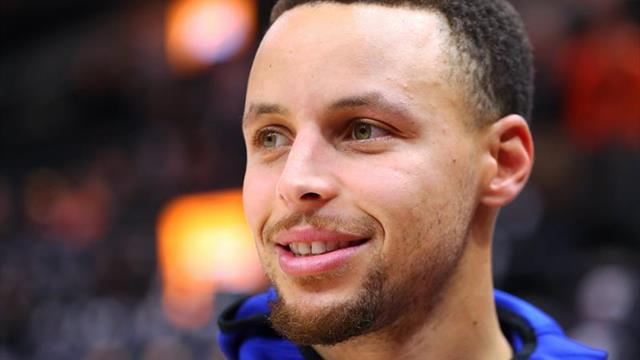 114-119. Curry se exhibe ante Doncic con 48 puntos y 11 triples