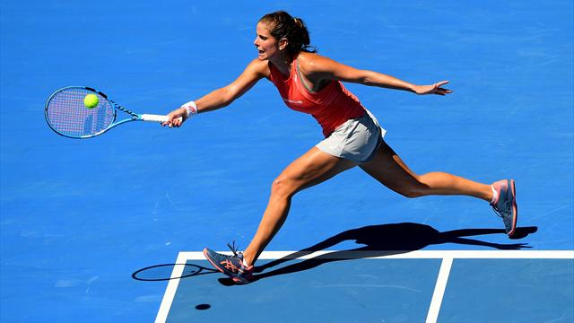 Women's round-up: Seeds Görges and Ostapenko fall in first round
