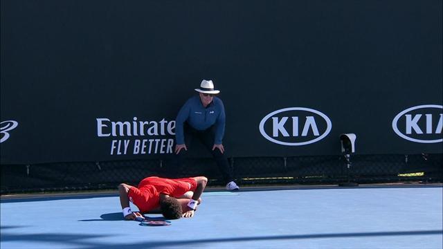 Open d'Australie: Monfils stoppé au 2e tour par Fritz