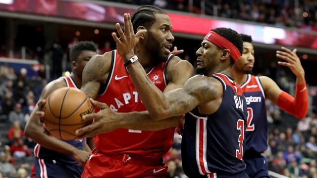 I risultati della notte: Toronto sbanca Washington, Curry trascina gli Warriors contro Dallas