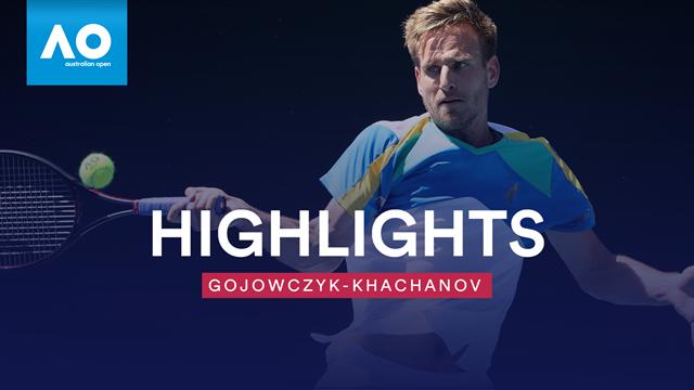 Trotz Satzgewinn und Führung: Gojowczyk verliert Auftaktmatch