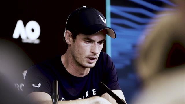 Thanks for the memories: Our tribute to Andy Murray