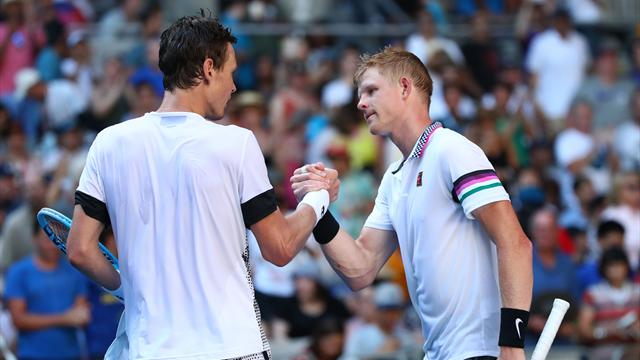 Sluggish Edmund succumbs to Berdych in straight sets, Norrie ousted by Fritz