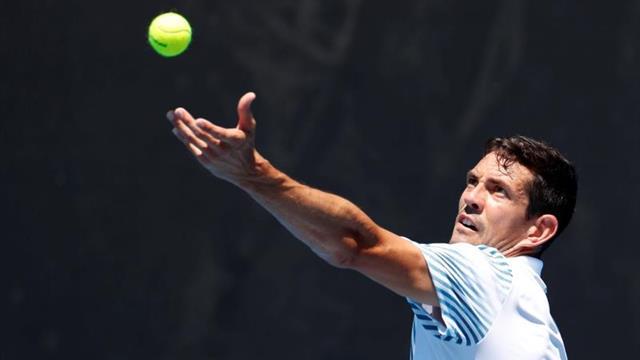 Feliciano, García-López y Carballés, eliminados en Melbourne Park