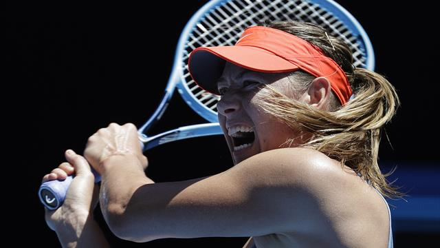Sharapova: Murray has been an exception to lack of male support for women's game