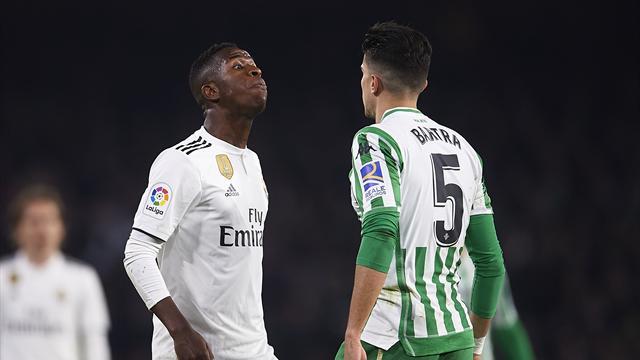 En directo, Real Madrid-Betis (12:00)