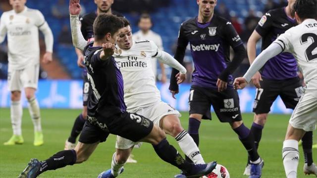 La fortaleza de Butarque, un reto para el Real Madrid